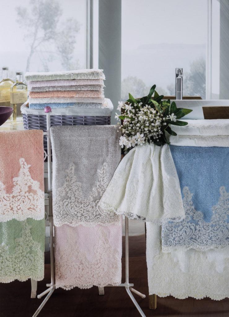 Asciugamani Colorati