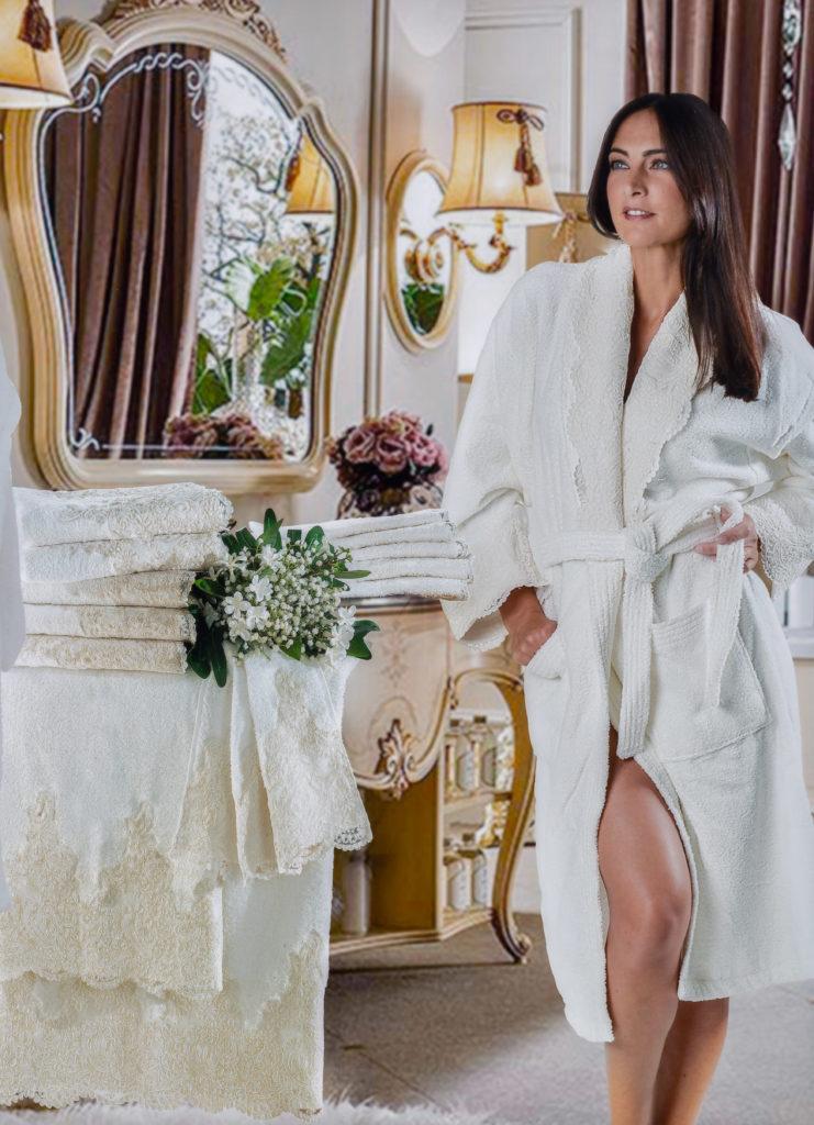 Asciugamani Panna